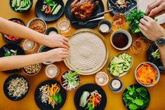 Fresh Rolls, Hummus, Love Food, Tacos, Nutrition, Ethnic Recipes, Corner, Instagram, God