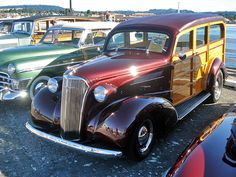 1937 Chevy Woody!...Brought to you by Agents of #CarInsurance at #HouseofinsuranceEugene