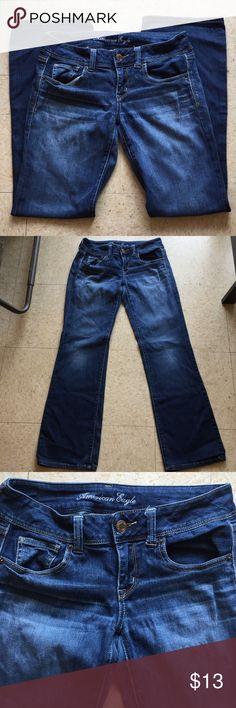AEO Slim Boot w Stretch Jeans AEO Slim Boot w Stretch Jeans Jeans Boot Cut