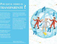 """Check out new work on my @Behance portfolio: """"¿Por qué el vidrio es transparente? -Double page spread"""" http://be.net/gallery/49173043/Por-qu-el-vidrio-es-transparente-Double-page-spread"""