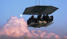 Dinner In The Sky | The most beautiful high experience !
