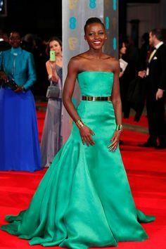 BAFTA 2014: Lupita Nyong'o