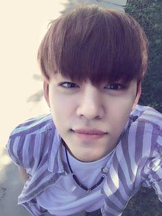 안녕 잘자 그리고 좀있다보자 baby❤️ Hello goodnight and see you in a bit… Kim Himchan, Youngjae, Daehyun Instagram, Solo Male, Bang Yongguk, Jung Daehyun, Korean Boy, Korean Music, Kpop Groups