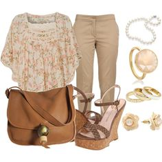 Spring, created by lsaechao on Polyvore
