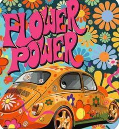 Hippie Flowers, Retro Flowers, Photo Wall Collage, Collage Art, Collages, Flower Power Party, Flower Power 60s, Zentangle, Hippie Pictures