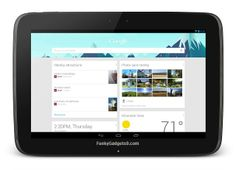 Google Nexus 10 is again back in Google Play Store, this time it runs on KitKat