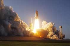 This week in 2011, space shuttle Discovery lifted-off from NASA's Kennedy Space Center for its 39th and final mission.
