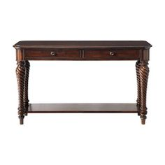 Console Table- Moultrie Park collection www.couchpotatoslo.com