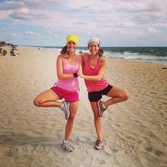 Friends that workout together...:)  Vita Vie Retreat www.bvretreat.com
