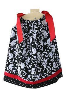 Gotta love pillow case dresses