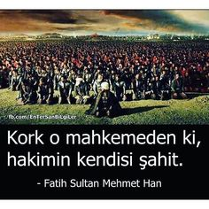 Kork o mahkemeden ki, hakimin kendisi şahit! Good Sentences, Army Soldier, Ottoman Empire, Steve Jobs, Historical Photos, Sports And Politics, Did You Know, Istanbul, Allah