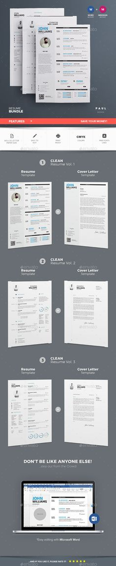 clean, modern header CV styling Pinterest Cleanses, Modern - header for resume