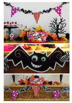 Free Halloween Party Printables!