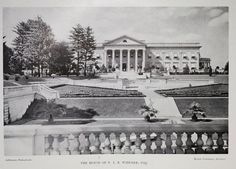 Historical photos of Lynnewood Hall via Save Lynnewood Hall Facebook groupLynnewood Hall in Elkins Park is another Philadelphia-area building—like PMLIB, actually—that you've likely driven by and...