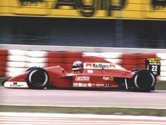 JJ Lehto (Scuderia Italia)