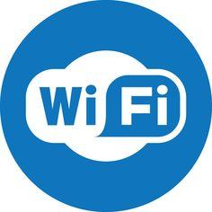 Social Media Icons - Individual (Circular) - WiFi Available - $4.00 - 4.00