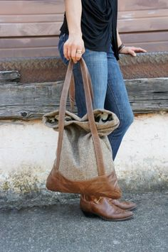 Love the bag and the boots
