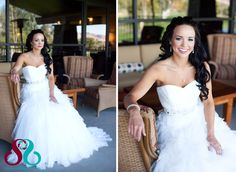 Wedding Photography.  Beautiful Bride.