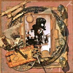 Come Here Dearie, Have A Drink  - Scraps of Darkness Kits - Scrapbook.com