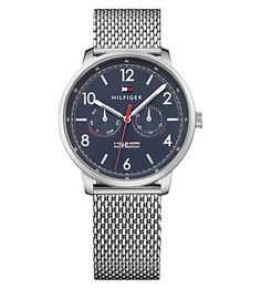 TOMMY HILFIGER 1791354 Stainless Steel Chronograph Watch. #tommyhilfiger #womens fashion watches