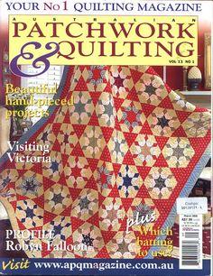 Australian Patchwork & Quilting - vol. 13 - nº 01 - Gabriela Alicia De Murua - Picasa Albums Web