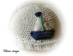 Ulemo´s Segelboot Mütze von ULeMo`s  Mützen, Hüte, Taschen und mehr auf DaWanda.com