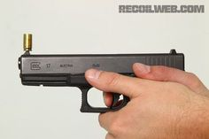 Pistol Dry Fire Drills photo