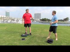 Sandbell® Workout with Master Trainer John Sinclair