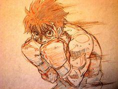 Hajime no Ippo art !
