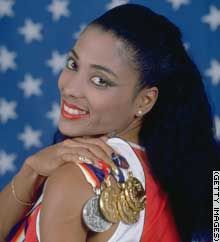 Word Life Production - Florence Griffith Joyner was known as one of the fastest competitive runners of the 1980s.