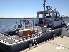 USCG 41 Rescue Boat