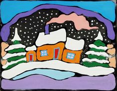 10 Easy and Fun Ted Harrison Art Projects for Kids
