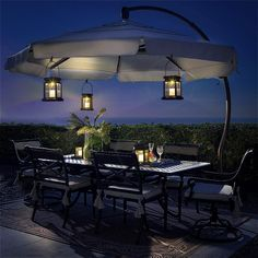 One of the reasons why people install solar lighting is to cut costs. Although the focus is usually on cost-cutting in the long run, you can still cut costs during an initial purchase when you buy the GIGALUMI 8 Pack Outdoor Solar Hanging Lantern. Outdoor Solar Lanterns, Solar Powered Lanterns, Outdoor Garden Lighting, Outdoor Candles, Pathway Lighting, Solar Lights, Led Lantern, Outdoor Decking, Deck Umbrella