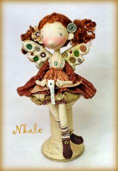NKALE :-) В каждой игрушке сердце: Кружевницы ... Все те же Фейки-швейки