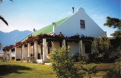 Eikelaan Farm Cottages - Eikelaan Farm is a complete break from reality and a great place for recharging your batteries and clearing the mind.  The silence, peace and tranquillity should leave you feeling totally relaxed and rejuvenated. ... #weekendgetaways #tulbagh #southafrica