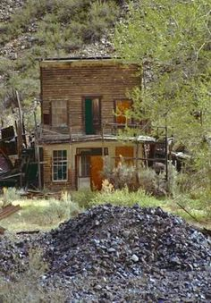 Bay Horse, Idaho ghost town