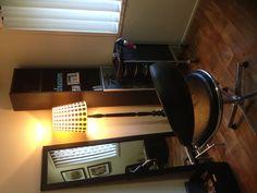 This is my Home Hair Salon