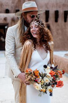 Chic Wedding, Wedding Blog, Wedding Styles, Wedding Dress, Sante Fe New Mexico, Cape Designs, Fashion Images, Traditional Wedding, Art Museum