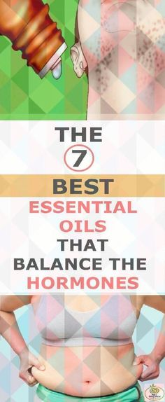 The 7 Best Essential Oils That Balance the Hormones (How to Use Them) - FoxHealthy - Health,Beauty,Lifestyle- AmericaFolks Essential Oils For Anxiety, Best Essential Oils, Essential Oil Uses, Thyroid Hormone, Hormone Imbalance, Fertility Problems, Physical Stress, Hormone Balancing, Health And Nutrition