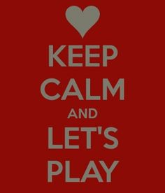 KEEP CALM AND LET'S PLAY #FIFTYSHADES