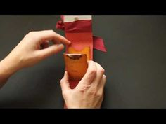 ▶ Gift Card Holder - YouTube