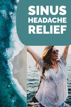 How to get relief from sinus headache Sinus Congestion Relief, Sinus Headache Relief, Pain Relief, Sinus Infection Remedies, Natural Remedies For Migraines, Essential Oils For Anxiety, Natural Medicine, Adhd