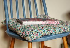 You may have already guessed but I do love Liberty prints , they are dotted around my house in the form of cushions, lampshades, covered. Fabric Projects, Cotton Lawn Fabric, Bright Patterns, Vintage Fabrics, Liberty, Bohemian Living, London Interior, Cushions, Liberty Print