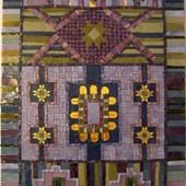 quest for the sangreal by norman tellis mosaics historical secular pinterest norman and. Black Bedroom Furniture Sets. Home Design Ideas