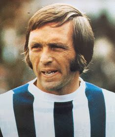 Jeff Astle of West Brom in Jeff Astle, West Bromwich Albion Fc, My Hero, Nostalgia, Football, In This Moment, Couple Photos, 1970s, Album