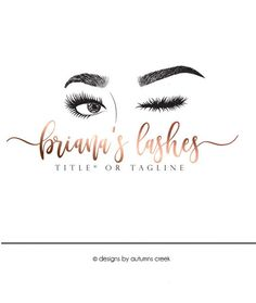 Wimpern Logo Wimpern Logo Augenbrauen Logo vorgefertigte Logos Make-up Logo Make-up Logo Wimpern Wimpern Maskenbildner Logo Wimpern Logo Logo Design lash logo eyelashes logo eyebrow logo premade logos makeup logo make-up logo eyelashes lashes makeup artis Eyelashes, Eyebrows, Logan, Eyelash Logo, Makeup Artist Logo, Lashes Logo, Logo Real, Beauty Logo, Makeup Brands