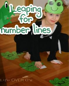 Life Over C's: Our School Room Was Invaded by Frogs!
