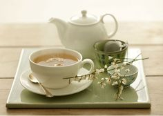 Beneficios del té blanco
