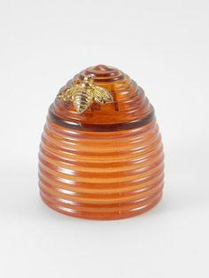 Vintage Avon Perfume Bottles Honey Bee Avon by Cheratiques on Etsy