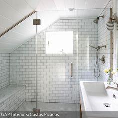 Duschnische Unter Der Dachschräge | Modern Bad Dachschrage Modern